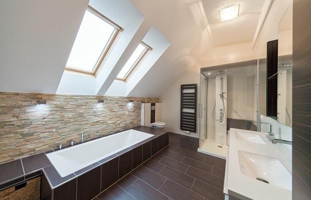 bad mit dachschr ge optimal planen pitsch schwerin die badgestalter. Black Bedroom Furniture Sets. Home Design Ideas